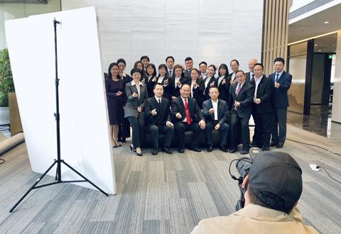 团队形象摄影|企业形象拍摄