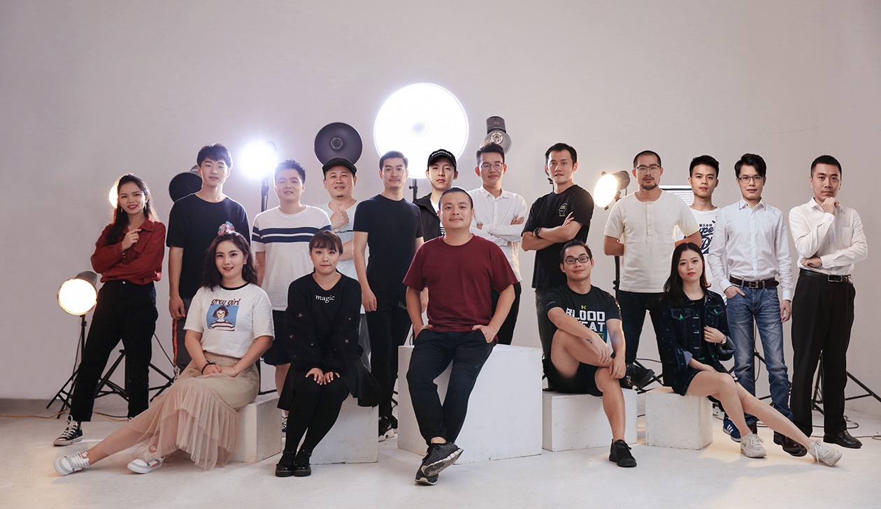 职业形象摄影_职业形象拍照_深圳职业形象拍摄公司 - 彬野视觉
